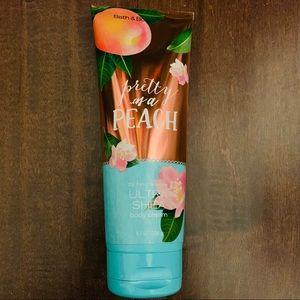 Pretty as a Peach Bath and Body works